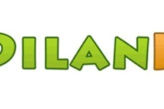 Le logo de Dilandeau, plateforme de téléchargement de musique gratuite