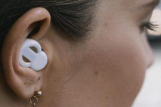 Bouchons d'oreilles anti bruit actif