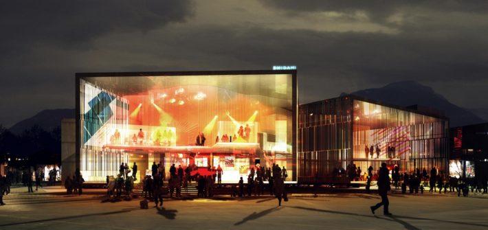 Salle de concert Grenoble